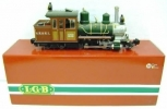 LGB 20251 Sandy River & Rangeley Lakes Forney Steam Locomotive #22 EX/Box