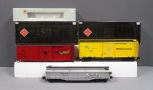 Aristo-Craft G Scale Assorted Freight Cars; 41102, 46000, 46000 [3]/Box