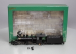 Bachmann 29003 On30 Painted & Unlettered 2-4-4-2 Wood Cab w/DCC (Black,Graphite)