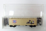 MicroTrains 59580 N Scale Good Humor 40' Steel Ice Reefer w/Preco Fan #8002 NIB