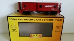 MTH 30-4235C BNSF Bay Window Caboose NIB