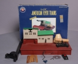 American Flyer 6-49806 S Scale Operating Sawmill EX/Box