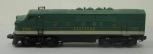 Lionel 2356 Southern F-3 A Powered  Diesel Locomotive