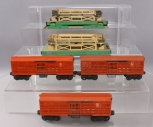 Lionel 3656 Operating Cattle Cars & Corrals [5]