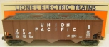 Lionel 6-17110 Union Pacific 3-Bay Hopper with Coal Load NIB