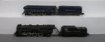 American Flyer S Gauge Postwar Steam Locomotives & Tenders: 293, 350