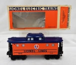 Lionel Lines 6-9239 Porthole lighted logo caboose 1983 Trains …