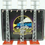 MTH 10-1043 Standard Gauge High-Tension Towers (Set of 3) LN/Box