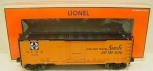 Lionel 6-27306 Santa Fe Steel-Sided Reefer Car NIB