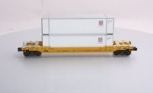 MTH 30-4214A Union Pacific Husky Stack Car