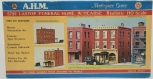 AHM 5739 HO Scale Lastop Funeral Home With Hearse LN/Box