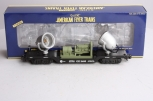 American Flyer 6-48243 S Scale General Electric 2005 Searchlight Flatcar LN/Box