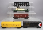 Assorted Lionel MPC Freight Cars [5] 3-Rail