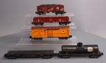 American Flyer S Scale Assorted Freight Cars; 647, 912, 916, 9211, 24562 [5]