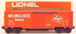Lionel 6-9731 Milwaukee Road Boxcar LN/Box