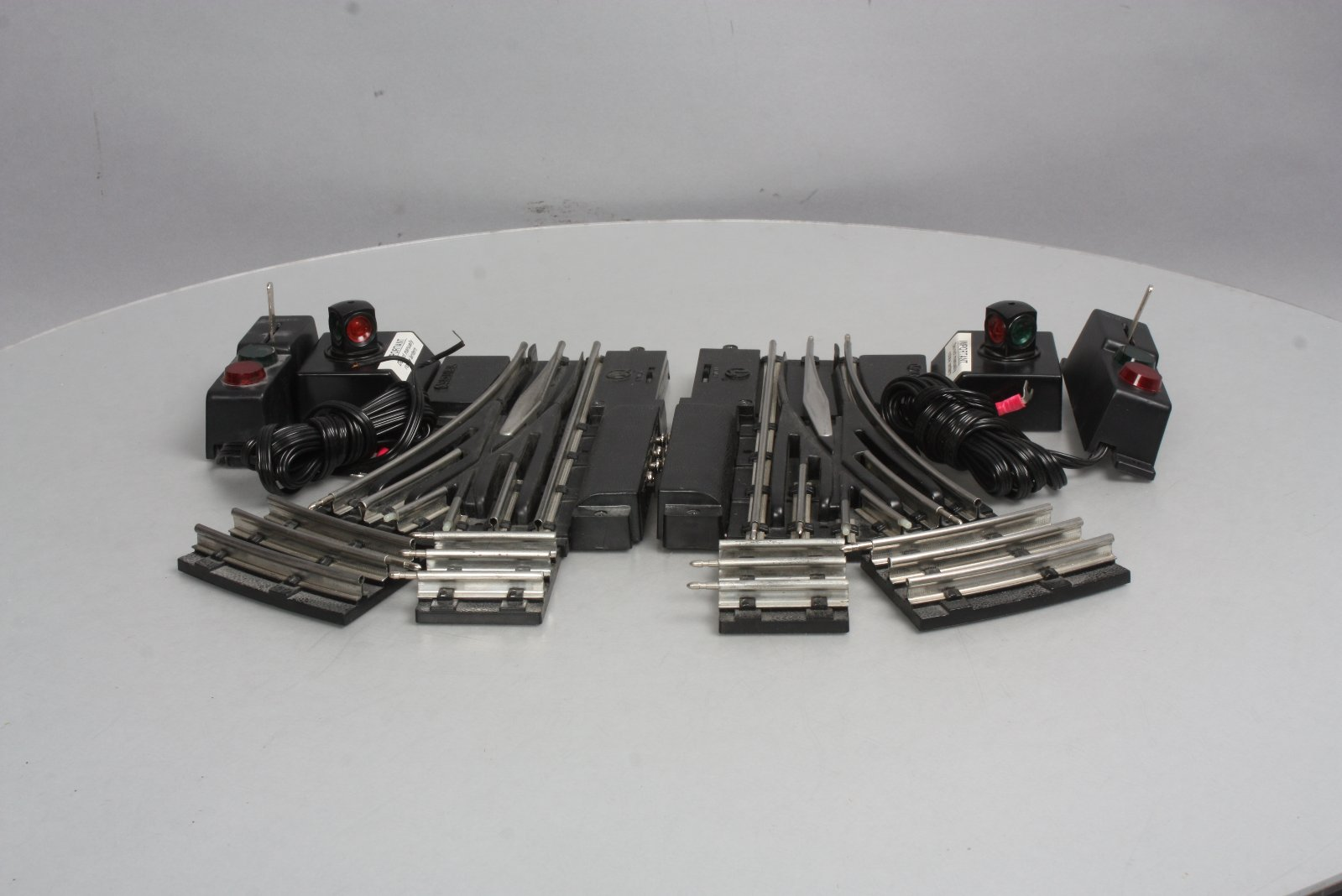 Buy Lionel 6 23010 23011 O Gauge 031 Remote Lh Rh Switches Pair 022 Of Ogauge Controlled Complete