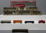 American Flyer HO 310 HO Scale Diesel Freight Train Set/Box