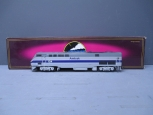 MTH 20-2229-1 Amtrak 5-Stripe Genesis Diesel Engine w/ PS 2.0 #104/Box