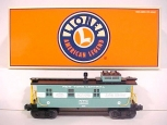 Lionel 6-17636 New York Central Die-Cast Semi-Scale Safety Caboose LN/Box