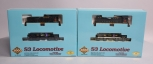 Proto 2000 HO Scale Canadian National Alco S3 Diesel Locomotives: 213803, 213810
