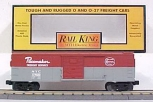 MTH 30-7407 NYC Semi-Scale Boxcar Pacemaker #174020 LN/Box