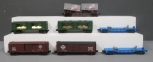 Lionel O Gauge Assorted Modern Freight Cars [7]