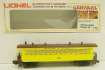 Lionel 6-9552 O W&ARR General Passenger Car # 9552 LN/Box