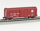 Fox Valley Models 90342 N Baltimore & Ohio Wagontop Flat Door #381054 NIB