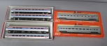 Rivarossi & Walthers Assorted Amtrak Passenger Cars; 6620/0, 6621/0, 932-6003, 9