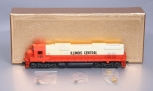 Oriental Limited 50869 HO Scale BRASS Illinois Central Alco C636 Diesel Locomoti