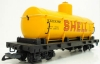 LGB 4080-Y04 Shell Single Dome Tank Car (Plastic Wheels) LN/Box  LGB 4080-Y04