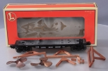 Lionel 6-36016 Flatcar with Propellers/Box