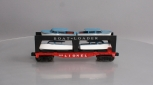Lionel 6416 Boat Loader with 4 Boats - Rare