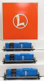 Lionel 6-11843 Boston & Maine GP9 A-B-A Diesel Lash-up Set EX/Box