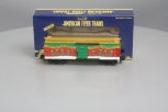 American Flyer 6-48363 S Scale 2006 Holiday Boxcar NIB
