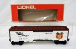 Lionel 6-9852 Miller Beer High Life Billboard Reefer Car w ORIGINAL BOX O GAUGE
