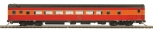 MTH 80-60012 HO Scale Southern Pacific Chair Passenger Car #2486 NIB