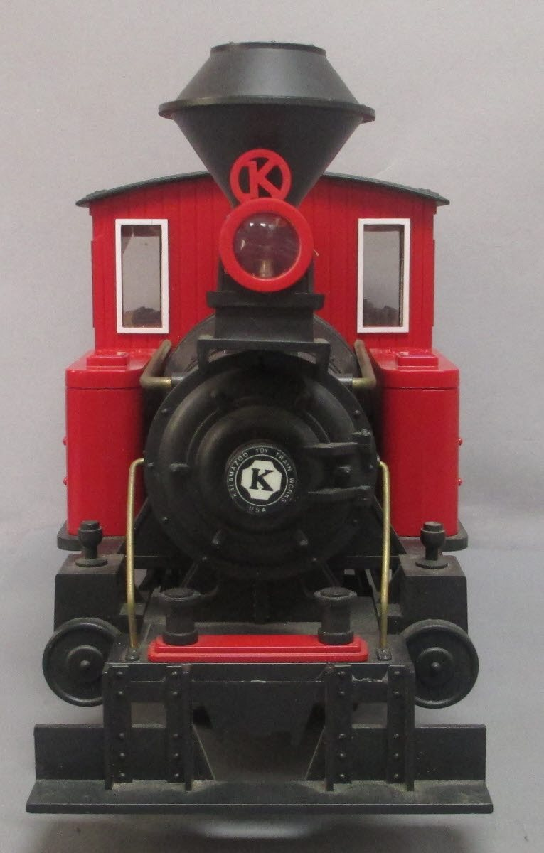 Buy Kalamazoo #54 Soo Line Steam Locomotive & Soo Line