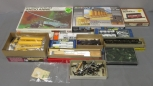 Tyco, Revell, Minicraft HO Scale Kits, Freight Cars, Etc: 902, 2085, 728, Etc [1