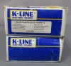 K-Line K2108 UP Alco AA Diesel Locomotive Set/Box 605482035375 K-Line K2108