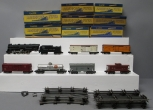 American Flyer K5329 Meteor Steam Freight Train, 293, 947, 924, 925, 929, 933, 9