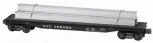 Lionel 6-22301 NYC Flat Car with Freight Kit LN/Box