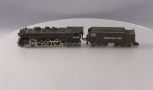 American Flyer 325AC New York Central 4-6-4 Steam Locomotive & Tender