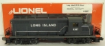 Lionel 6-8367 Long Island GP20 Non-Powered Diesel Locomotive EX/Box