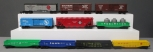 Lionel O Freight Cars: 9136, 9140, 9144 9141, 9206, 9283, 9322, 9414, 9711, 9855