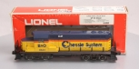 Lionel 6-8463 Chessie System GP20 Diesel Locomotive EX/Box