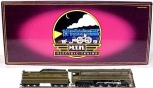 MTH 20-3034-1 Chicago Northwestern 4-6-4 E-4 Hudson Steam Locomotive w/PS1 NIB
