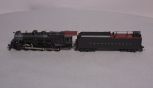 Bowser 100700 HO Scale Pennsylvania Railroad 2-10-0 Decapod Steam Engine #4190