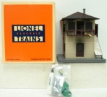 Lionel 6-12768 Burning Switch Tower LN/Box