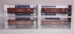 Broadway Limited 1880 HO Pennsylvania Railroad Class H32 5-Bay Covered Hopper (P